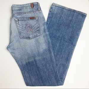7 For All Mankind A Pocket Jean Size 30